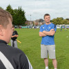 Leinster & Ireland Stars visit Summer Camp