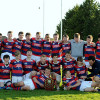 Clontarf U14s Win the Treble!