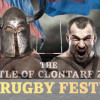 The Battle of Clontarf 2014: Mini Rugby Festival