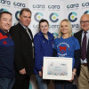 Clontarf FC awarded Runner-up Club at CARA National Inclusion Awards