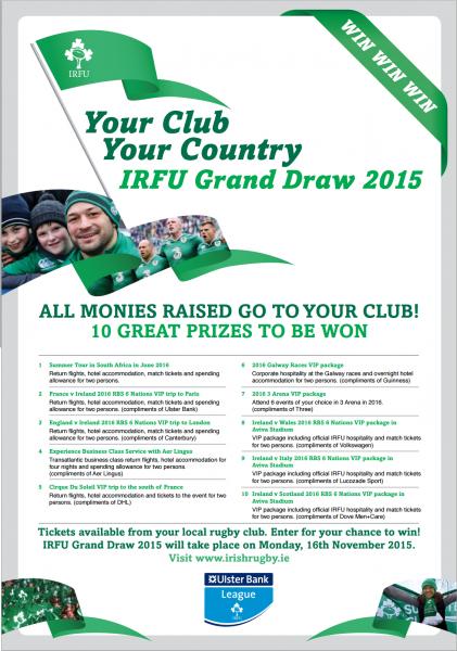 IFRU - Your club