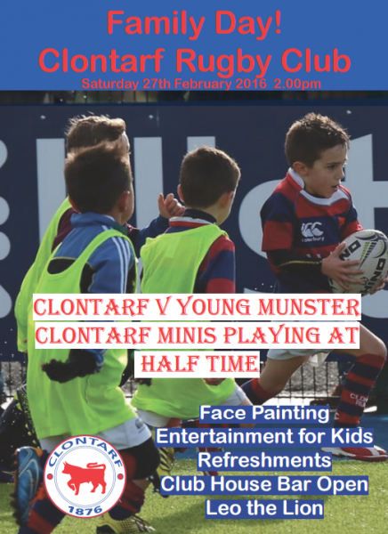 clontarf young munster