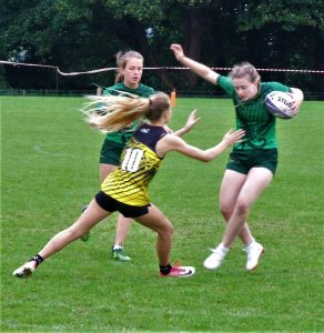 Girls Youth Rugby – Clontarf Rugby